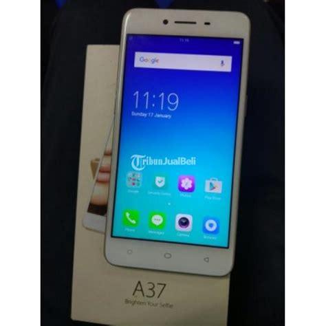 Merk Hp Oppo Ram 2gb hp android murah meriah oppo a37 seken mulus no minus