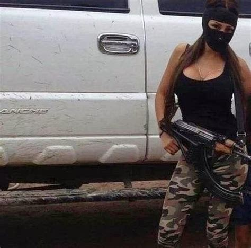 Blog Del Narco   fotos las mujeres del narco quot bellezas peligrosas