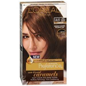 loreal caramel hair color l or 233 al superior preference sun kissed caramels reviews