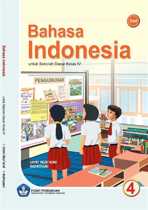 bahasa indonesia kelas iv sd bahasa indonesia umri nuraini