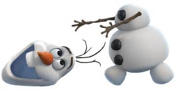 olaf from frozen clipart clipart suggest