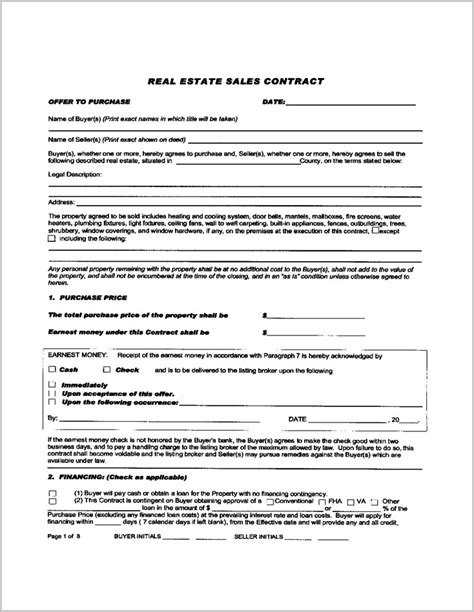 Commercial Real Estate Purchase Contract Template Template Resume Exles Lvyaw2p0kn Commercial Real Estate Purchase Contract Template