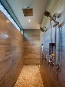Ceramic tile walk in showers home design ideas pictures remodel and