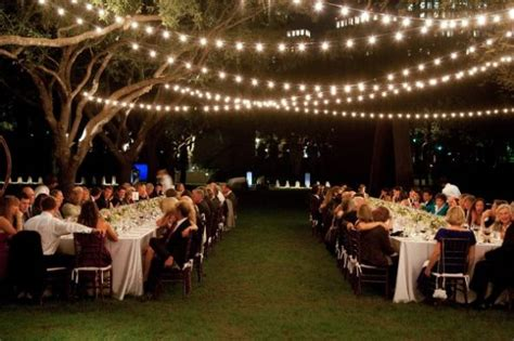 Outdoor Wedding Lighting Ideas Diy Strung Lighting Freaking Out And Need Help And Ideas Weddingbee