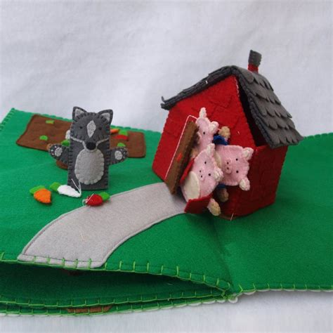Zoetoys 3d Book Three Pig 137 best the three pigs and the big bad wolf images