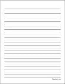 Free Blank Writing Paper Gallery For Gt Blank Lined Paper
