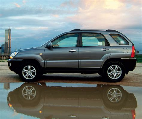 2004 Kia Reviews Kia Sportage 2004 Review Auto Express