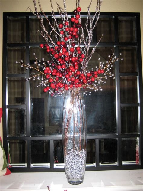 christmas arangemts fyi 25 best ideas about vases on wine bottle centerpiece glass