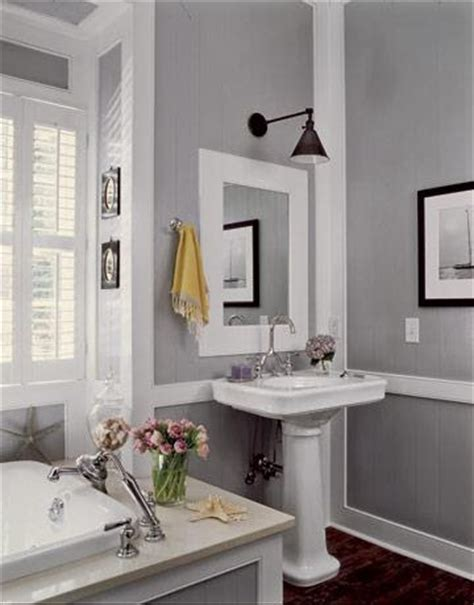 the yellow cape cod how to choose the perfect gray paint