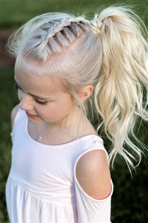 774 best hairstyles images on pinterest cute girls hairstyles hairstyles for little girl fade haircut