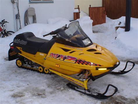 Ski Doo 201 Lan Formula Grand Touring Mach Mx Z Touring