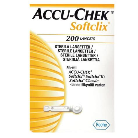 Accu Chek Softclix Lancet Jarum Accucheck buy accu chek softclix lancets 200 at chemist warehouse 174