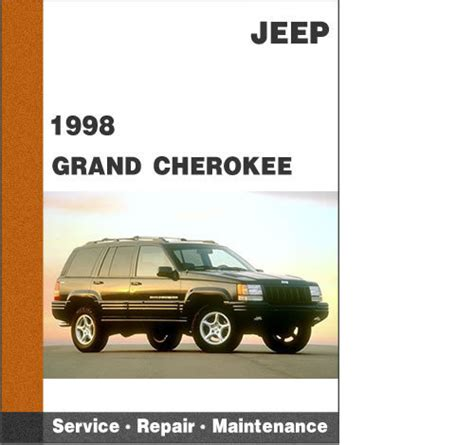 car manuals free online 1997 jeep grand cherokee head up display service manual 1998 jeep grand cherokee repair manual free jeep grand cherokee wj 1987 2000