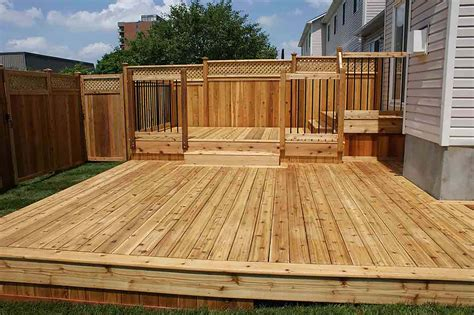 simple deck ideas decks outdoor spaces rosengarten construction