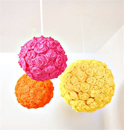How To Make Flower Paper Lanterns - top 10 diy paper lanterns top inspired