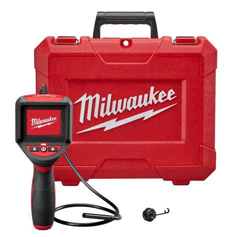 milwaukee m spector 3 ft inspection scope kit price tracking