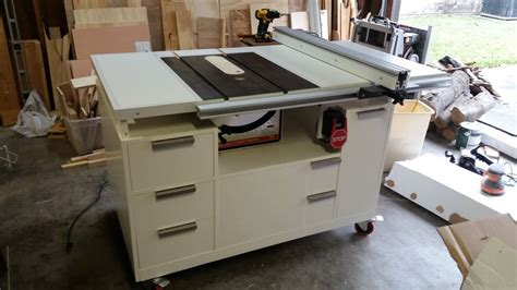 Craftsman 113 Table Saw Upgrade Cabinet By Ardubya