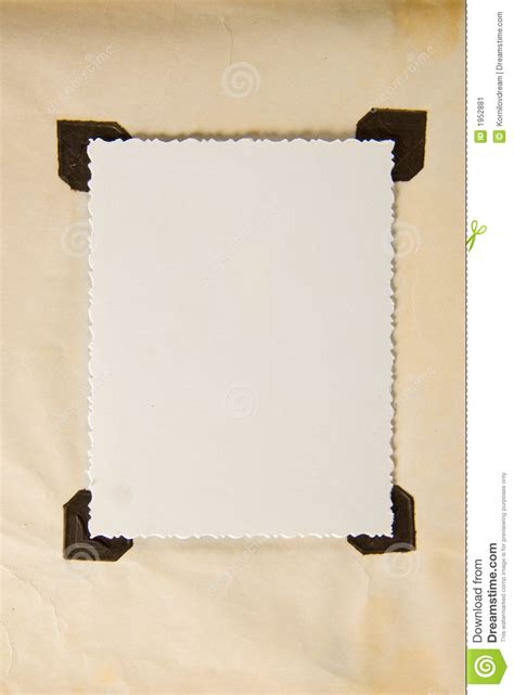 paper frame stock image image