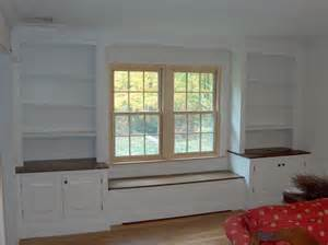 Built In Bookshelves Around Window And Style A To Z B Is For Built Ins