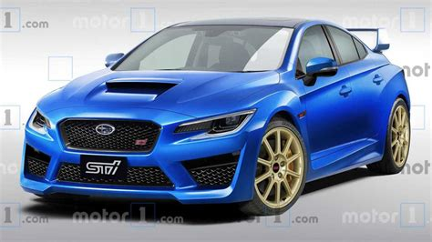 2020 subaru sti news next subaru wrx sti rendering could this be the 2020 sti