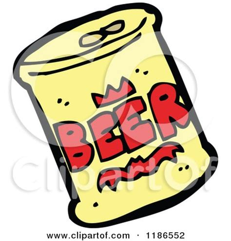 beer can cartoon cartoon of a beer bottle royalty free vector clipart by
