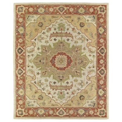 10 X 14 Area Rugs by Kaleen Solomon Gold 10 Ft X 14 Ft Area Rug 4054 05