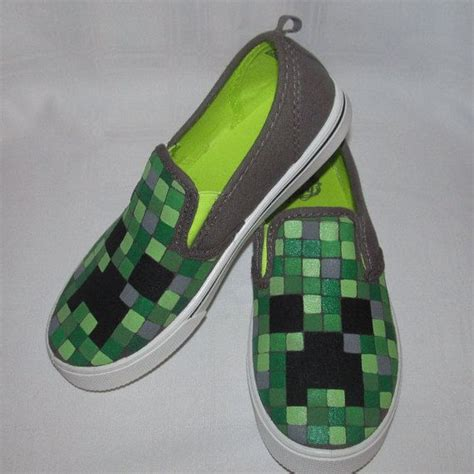 diy minecraft shoes best 25 minecraft shoes ideas on