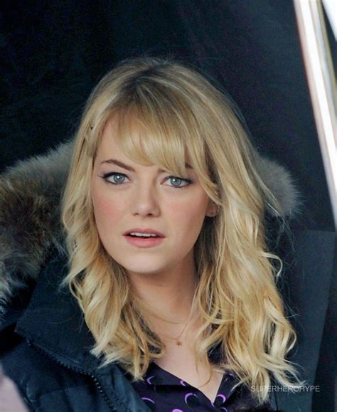 emma stone quits spiderman the amazing spider man 2 on set emma stone as gwen stacy