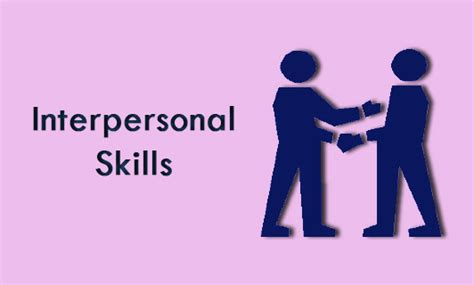 course on improving your interpersonal skills