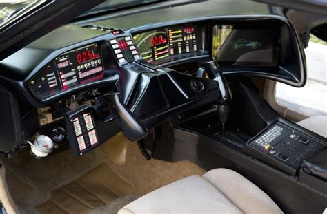 here s your chance to buy a kitt car from david hasselhoff