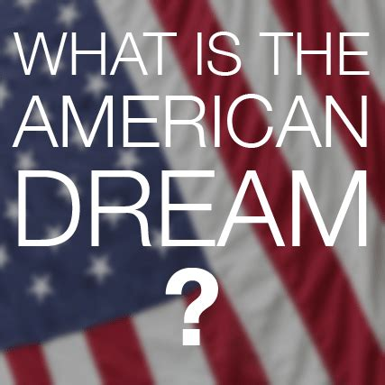the dream of the myprofdinglish welcome on board ts l the myth of the american dream