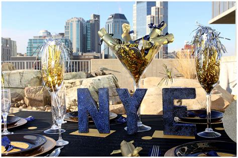 new year dinner theme quot midnight quot themed new years dinner pizzazzerie