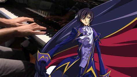 colors code geass colors code geass op piano