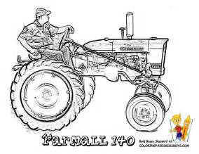 tractor coloring pages big tractor coloring pages to print free tractors