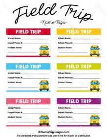 field trip lesson plan template best 25 school name tags ideas on