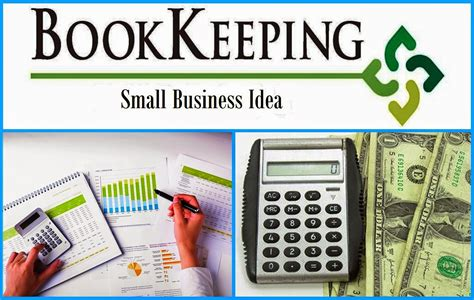Small Home Business Bookkeeping Business Ideas Small Business Ideas How To Start A