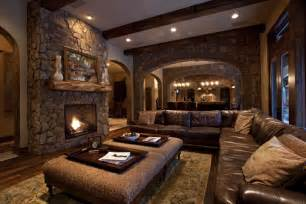 Rustic Living Room Decor 1000 Images About Stunning Real Estate On Mansions Villas And Architecture