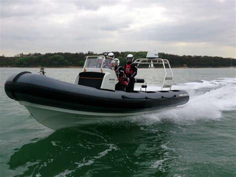 rib boat john o groats lifeboat charity aiming to lap the uk in a rib motor