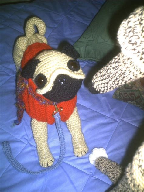pattern for pug clothes cj the pug crochet patterns i bought on etsy pinterest