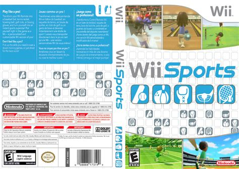Nintendo Wii 10 Dvd Wii wii sports cover by wolfhart69 on deviantart