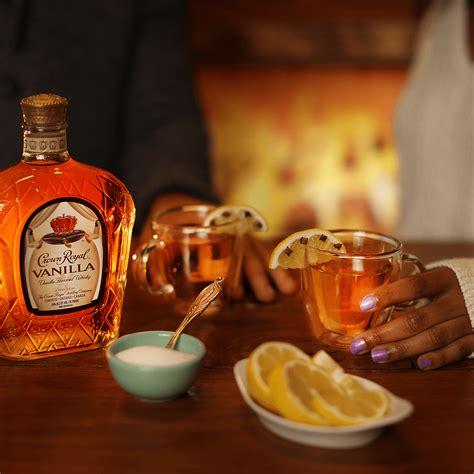 Vanilla Hot Toddy Whisky Cocktail Recipe   Crown Royal