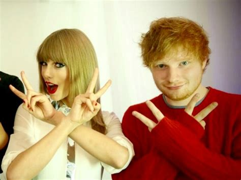 ed sheeran ft taylor swift share