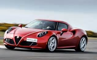 Alfa Romeo 2 Seater 2015 Alfa Romeo 4c Consumer Reports