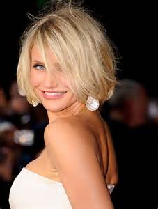 camerson diaz haircut in other best bob hairstyles caroline flack goodtoknow