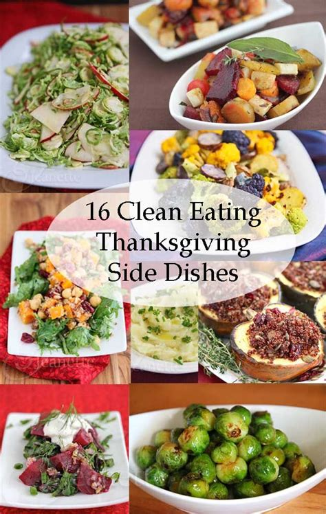 thanksgiving side dishes 16 clean eating thanksgiving side dish recipes