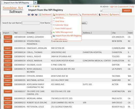Npi Number Lookup Npi Number Driverlayer Search Engine