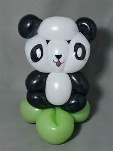pandas balloons and twists on pinterest