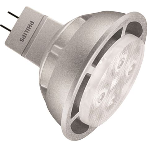 Philips Led 3 W philips led 12v dimmable l mr16 6 3w 380lm a toolstation