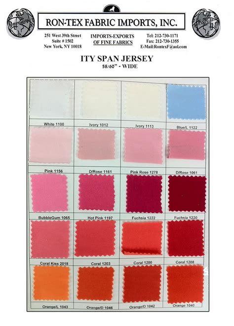 3 In 1 Set Tunik Ity Crepe Organza Bordir Premium ity span jersey rontex fabric imports inc