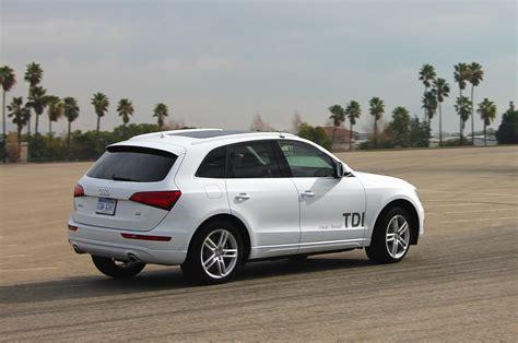 Audi Tdi by 2014 Audi Q5 Tdi Test Motor Trend